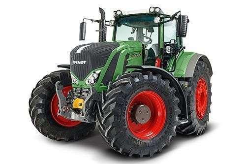 Ciągnik rolniczy Fendt 900 Vario