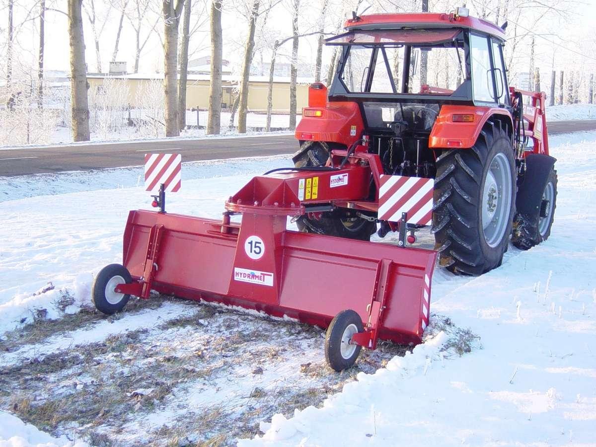 Pług do śniegu T 017 HYDRAMET