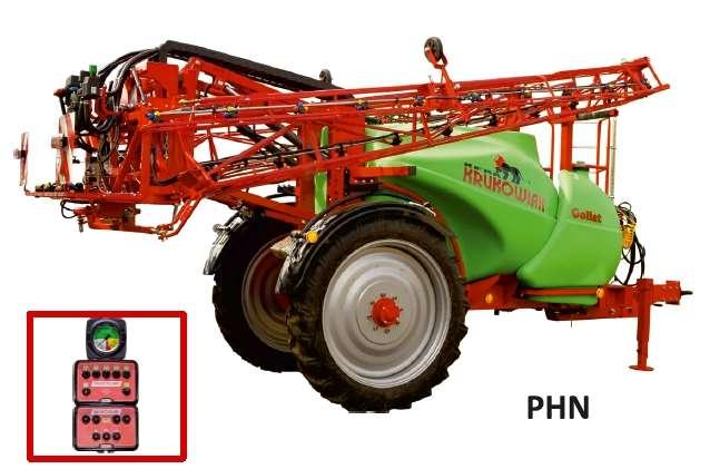 Opryskiwacz Goliat 2500 litrów PHN