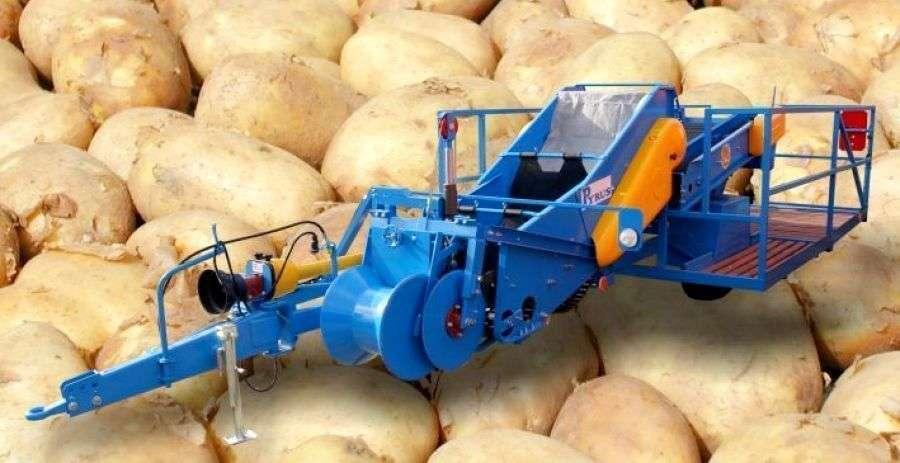 KopaczkaKRUKOWIAKPYRUS II Z665do kopania wczesnych odmian ziemniaków oferta korbanek.pl