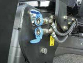 MX linie hydrauliczne dodatkowe