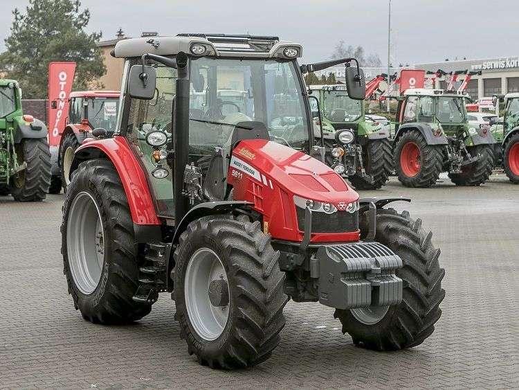 okazja ciągnik rolniczy Massey Ferguson 5611 nowy