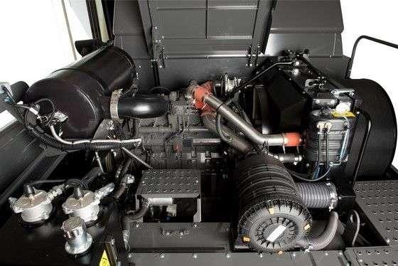 Silnik AGCO Massey Ferguson Activa S