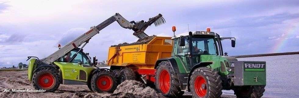 Przyczepa budowlana Metaltech PBN, 20 ton