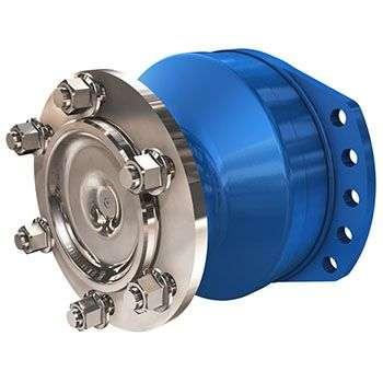 Silniki hydrauliczne o wysokim momencie obrotowym
