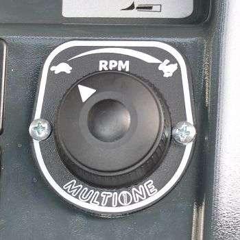 Multione elektroniczny potencjometr obrotów silnika