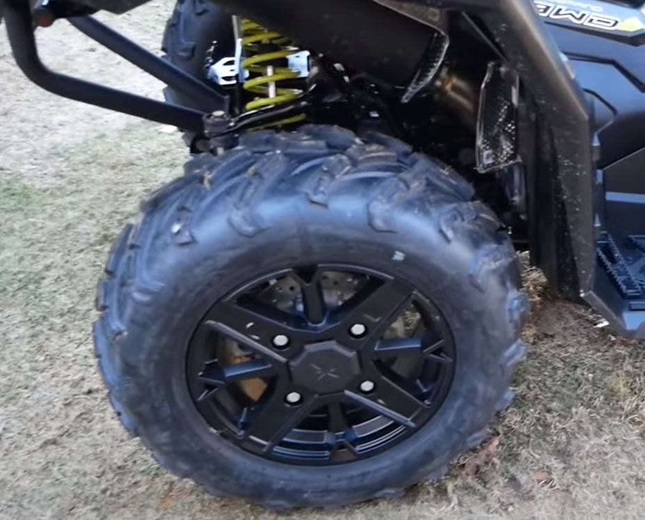 Polaris Sportsman XP 1000 BLACK koło i felga