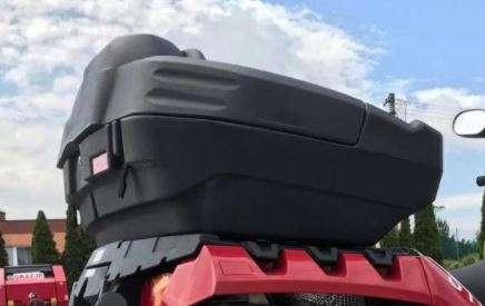 Polaris Sportsman XP 1000 Straż i pojemny kufer