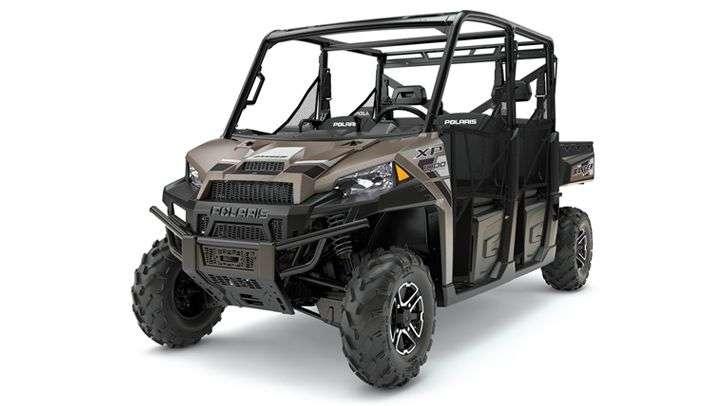 Quad Ranger Crew 1000-6 EPS 2018