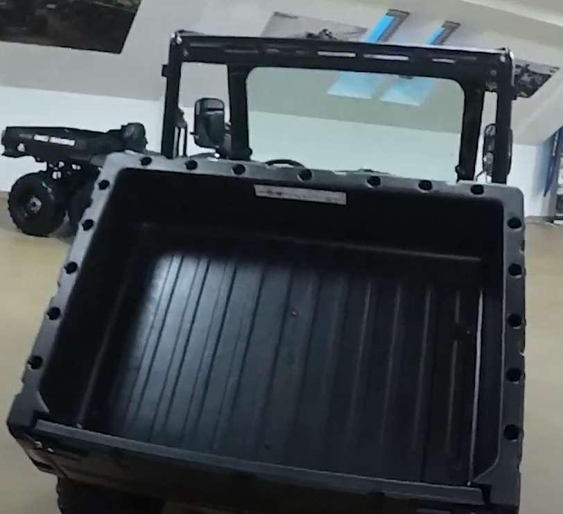 Polaris Ranger 570 naczepa