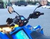 Polaris Scrambler XP 1000 limited blue z EPS