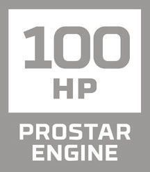 100 konny silnik ProStar marki Polaris