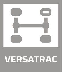 VERSATRAC w Polaris Ranger XP 1000