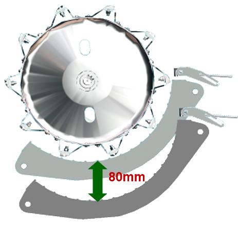 Rostselmash Vector 425 awaryjny zrzut klepiska system Jam Control