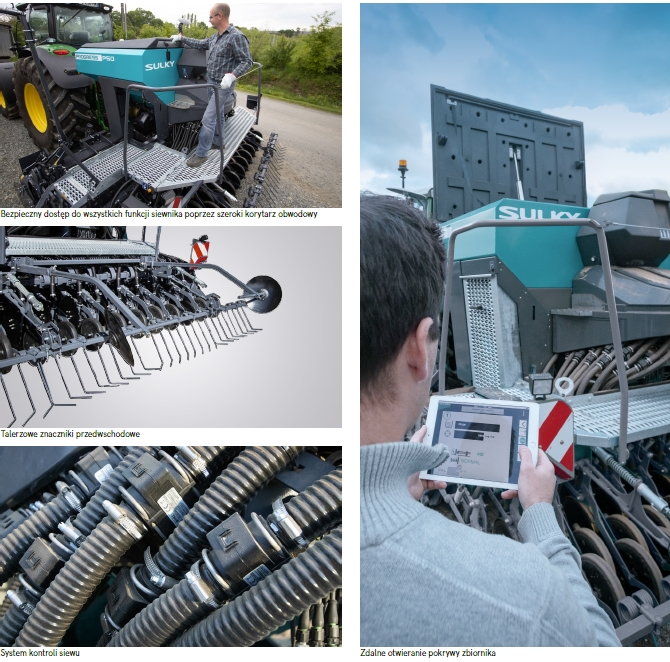 Rostselmash Vector 425 spręzyny odpowiedzialne za mechaniczne kopiowanie terenu