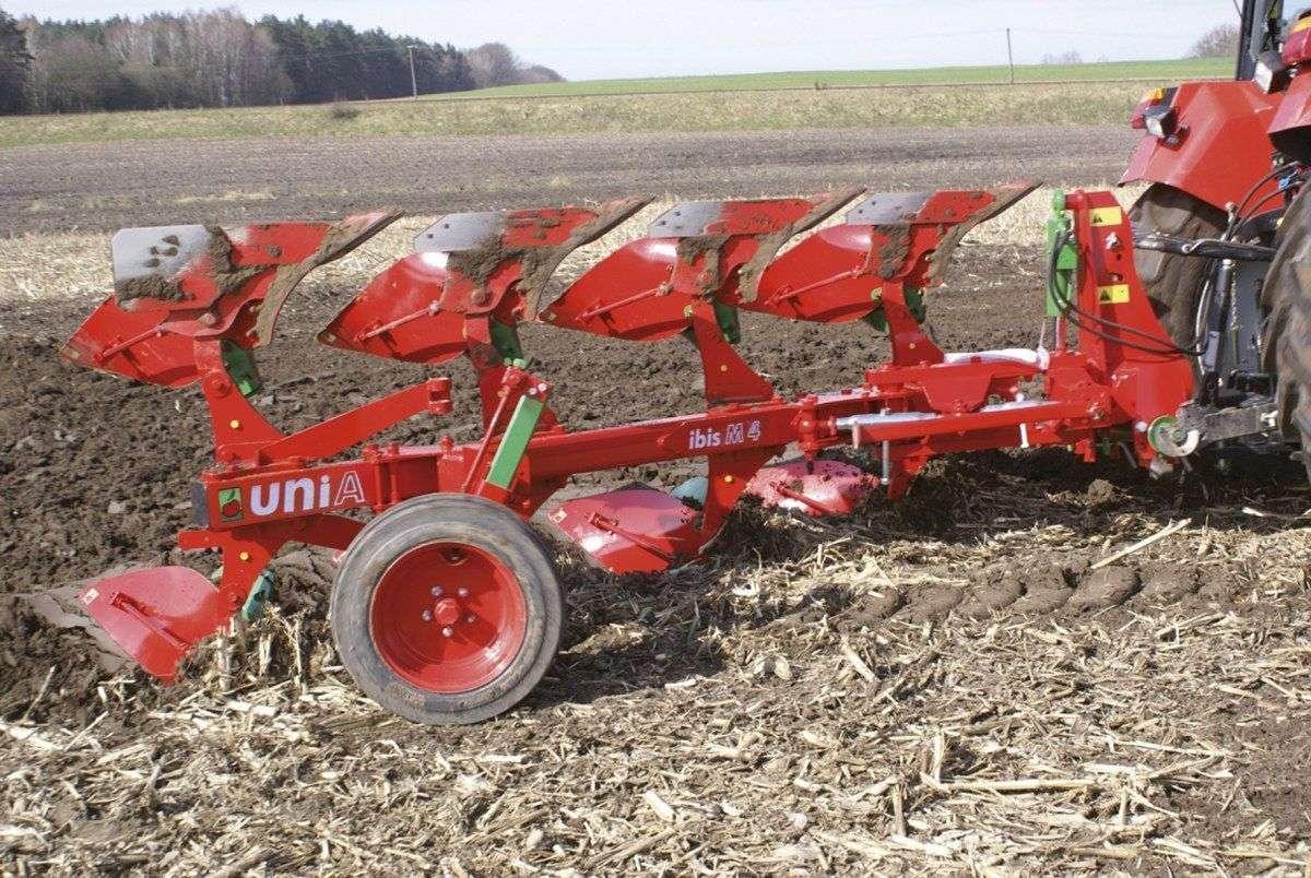 Zdjęcie przedstawiające Pługi obracalne IBIS M, sprzedawane przez korbanek.pl