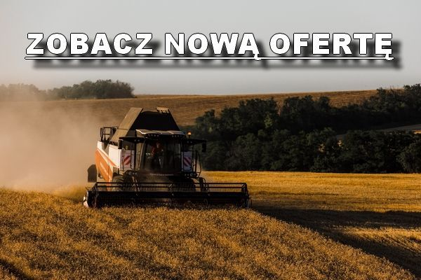 Nowa oferta maszyn rolniczych w firmie korbanek
