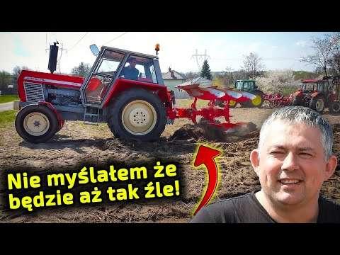 Embedded thumbnail for Głód ziemi Leszek walczy na ugorze! Wykorzystał Ursusa Matheo780