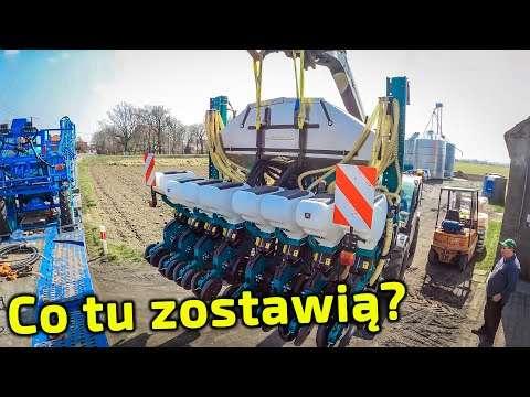 Embedded thumbnail for Piciu jest jak w transie! Przywiózł maszynę do Bodzewa w pow. gostyńskim i dalej w drogę!