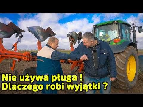 Embedded thumbnail for Leszek nie używa pługa ale robi wyjątki Wyjaśnia czy pług jest potrzebny A dlaczego zagonowy?