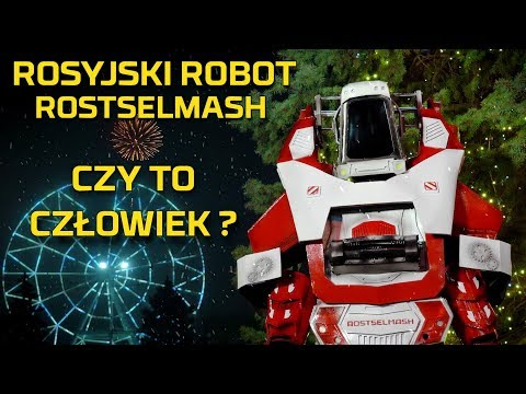 Embedded thumbnail for ROSYJSKI ROBOT Rostselmash Czy to człowiek życzy wesołych świąt?