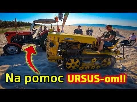 Embedded thumbnail for URSUS potrzebuje pomocy!! niejeden tutaj wtopił mimo że błota tu nie było