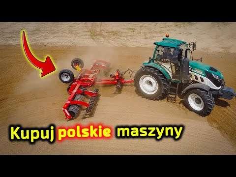 Embedded thumbnail for Polskie maszyny Uprawowe Czy warto w nie inwestować? Testujemy