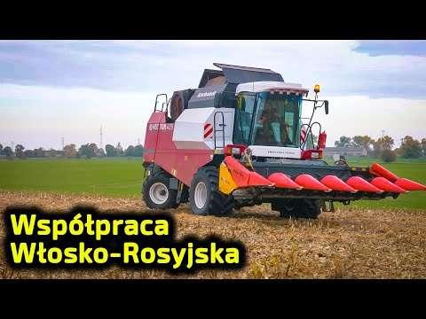 Embedded thumbnail for Bez niej żaden kombajn na świecie nie zbierze kukurydzy na ziarno Jak wygląda od spodu?