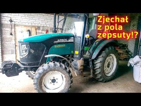 Embedded thumbnail for Jaro225 rolnik praktyk, youtuber W lipcu 2020 kupił Arbosa 3055 Ma wyrobioną opinię