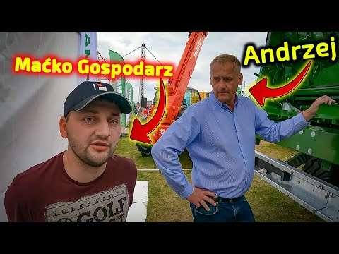 Embedded thumbnail for Dyskusja Andrzej z Bergmann-a i Maćko Gospodarz. A co zaskakuje w technice siewu?