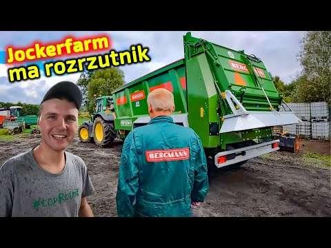 Embedded thumbnail for Jockerfarm i Rolnik z Hollywood potrzebują kolejnych maszyn Rozrzutnik obornika