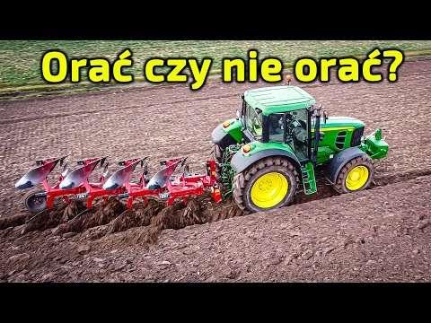 Embedded thumbnail for Orać czy nie orać Oto jest pytanie