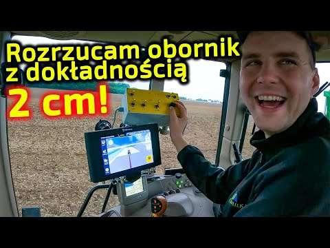 Embedded thumbnail for Jockerfarm, John Deere z GPS i Bergmann Czy taka precyzja rolnikom jest potrzebna?