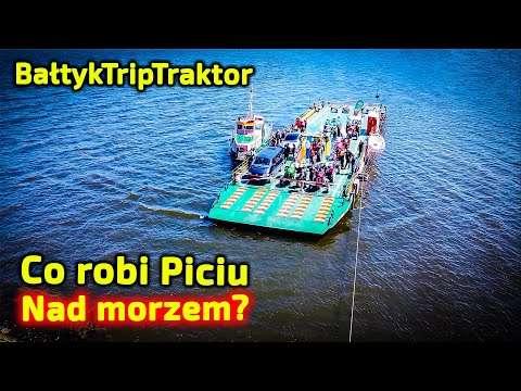 Embedded thumbnail for Dlaczego Piciu wywozi stare ciągniki? i zrzuci je na parkingu pod Kaliningradem!