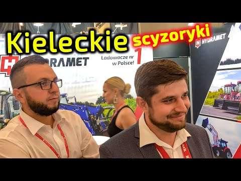 Embedded thumbnail for Kieleckie scyzoryki 2021 Czy tak na nich wołają na Targach Agrotech?