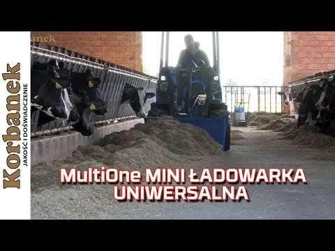 Embedded thumbnail for MultiOne uniwersalna mini ładowarka teleskopowa do wszystkiego