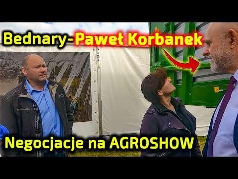 Embedded thumbnail for Paweł Korbanek rozmawia z Rolnikiem o drożyźnie Czy ceny przestaną rosnąć?