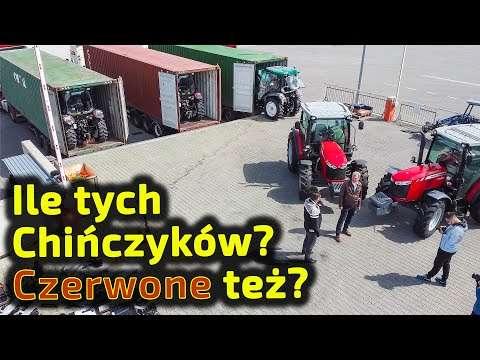 Embedded thumbnail for Zawiłości globalizacji Ciągniki z Chin w Polsce Dowiedz się więcej.