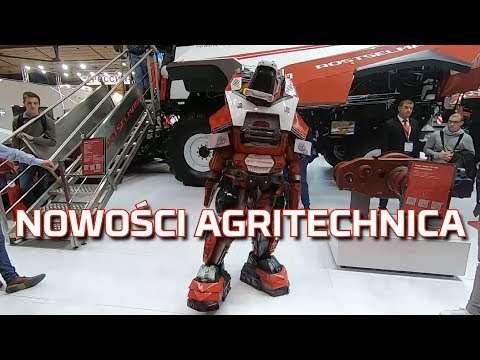 Embedded thumbnail for TARGI HANNOVER AGRITECHNICA 2019 | Maszyny rolnicze | NOWOŚCI | Stoisko