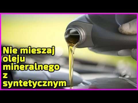 Embedded thumbnail for Co się stanie jeśli różne oleje zostaną zmieszane? W jakich proporcjach i jakie można mieszać?