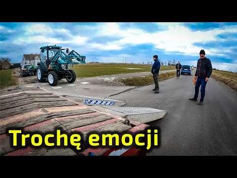 Embedded thumbnail for Artur w gminie Lubraniec Redecz Wielki-Parcele Ciągnik Arbos 3055 z agregatem