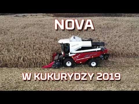 Embedded thumbnail for Zbiór kukurydzy na ziarno 2019 kombajn Nova 330 Rostselmash | WYDAJNOŚĆ | CZYSTOŚĆ