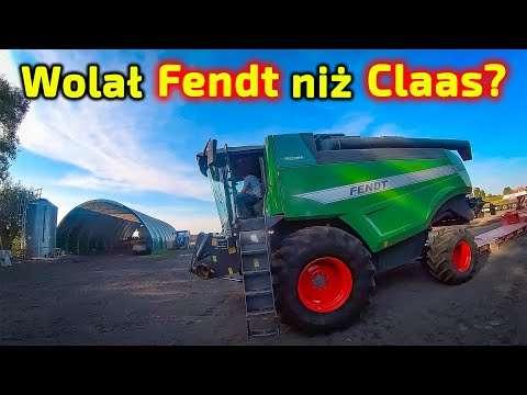 Embedded thumbnail for Wymienił Claas 218 na Fendt 6335 nie Ideal Piotr 2x u tego samego rolnika