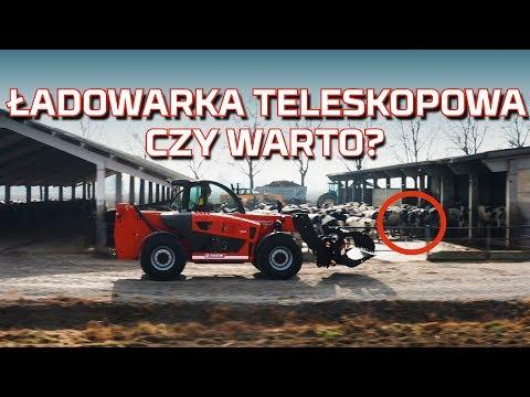 Embedded thumbnail for Ładowarki Teleskopowe w gospodarstwie - Czy Warto? [Faresin test]