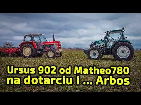 Embedded thumbnail for Ursus Matheo780 nie pluje olejem ale...