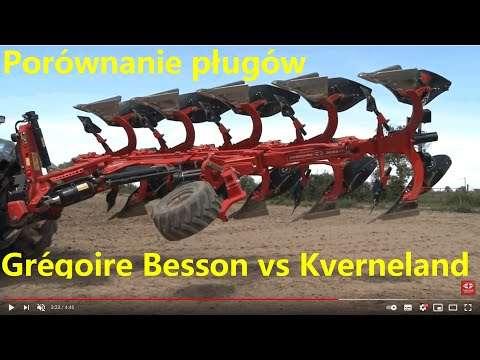 Embedded thumbnail for Kverneland vs Grégoire Besson różnice konstrukcyjne To są bardzo dobre marki
