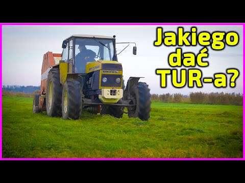 Embedded thumbnail for Sławomir ma URSUS-a testuje nowy ciągnik i Tura Czy jego Ursus nadaje się do ładowacza?