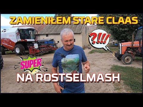 Embedded thumbnail for Zamieniłem CLAAS na ROSTSELMASH | Nowy nabytek | Kombajn dla rolnika. Ursus od kogo?