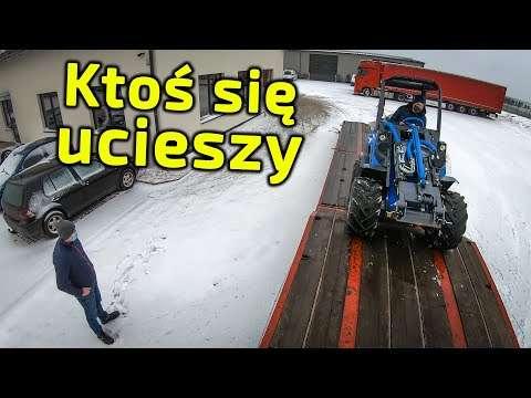 Embedded thumbnail for Artur załaduje się w filii w Pokrzydowie k. Brodnicy i dostarczy klientowi ładowarkę A następnie…