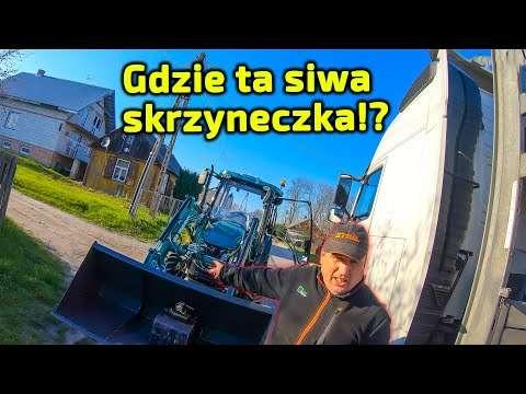 Embedded thumbnail for Tomek przywiózł 3 ciągniki Zostawi tylko jeden! Rolnik szuka siwej skrzyneczki